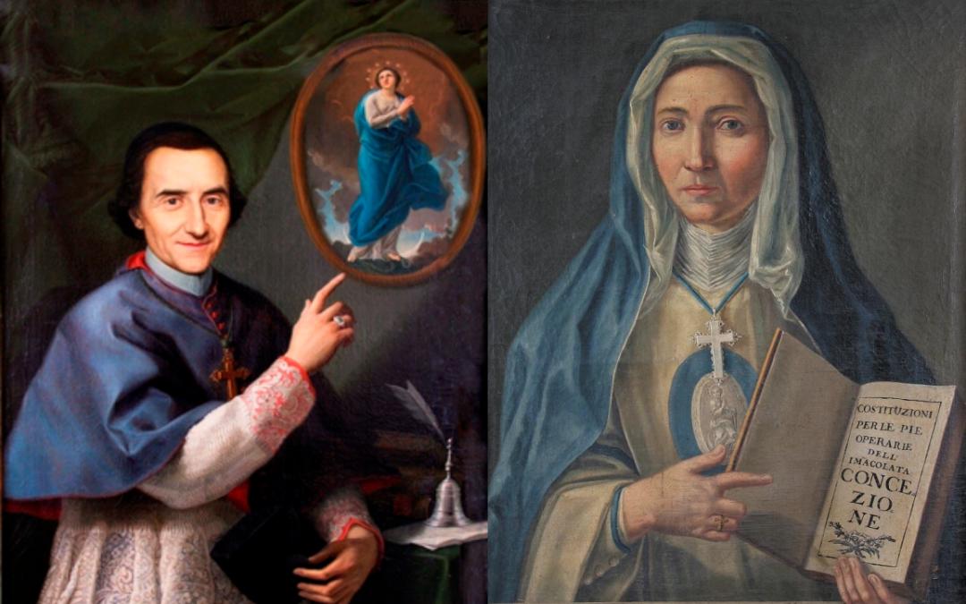 Festa Francesco Antonio Marcucci e Madre Tecla Relucenti