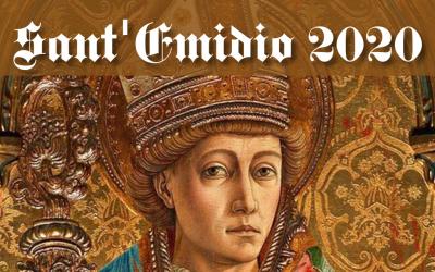 Festa Sant'Emidio 2020 programma religioso