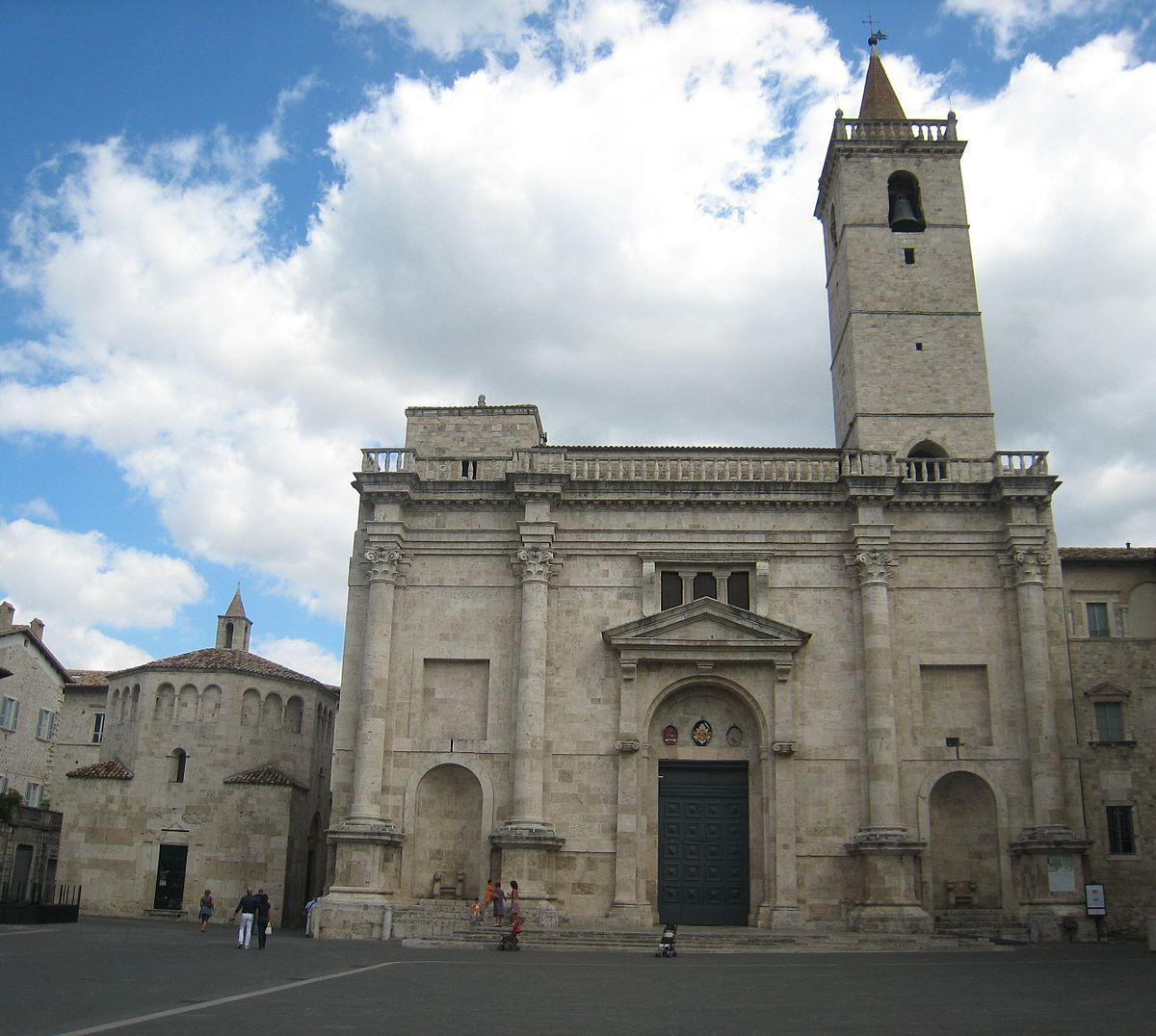 Parrocchie Diocesi Ascoli Piceno Cattedrale