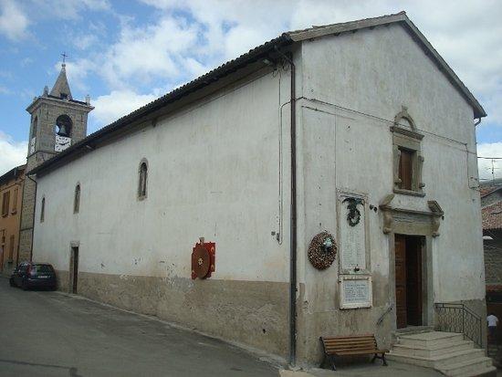 Vicaria Acquasanta Ascensione-Fluvione S. Agata Spelonga