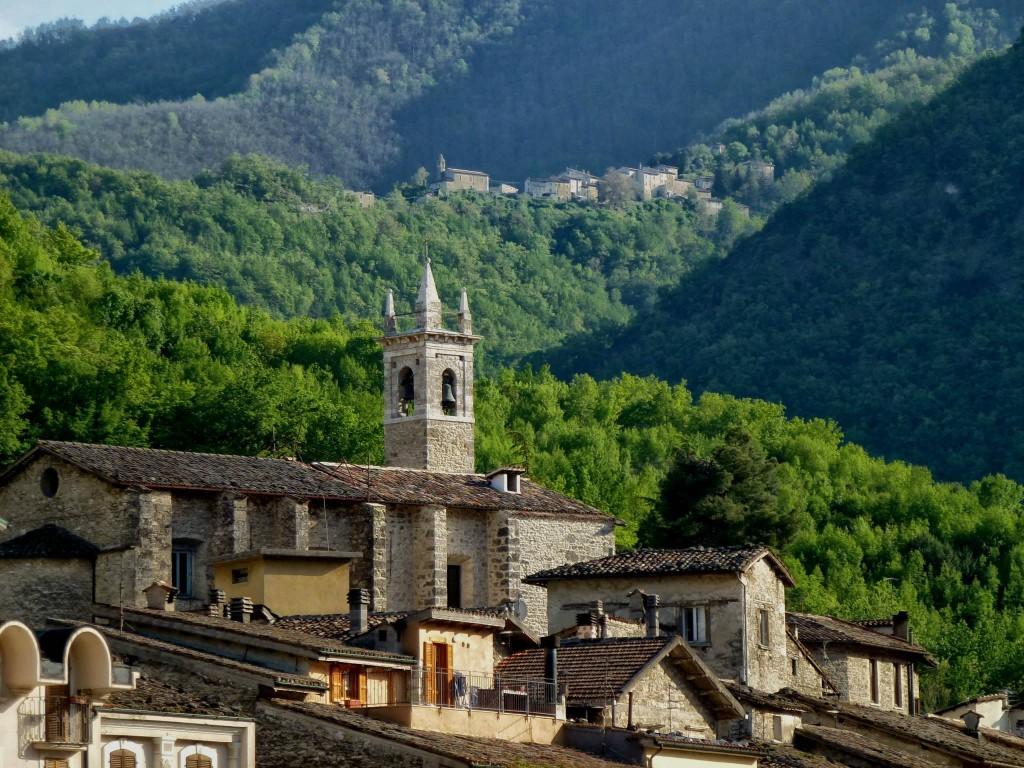 Vicaria Acquasanta Ascensione-Fluvione S. Giovanni Battista