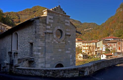 Vicaria Acquasanta Ascensione-Fluvione S. Maria Quintodecimo