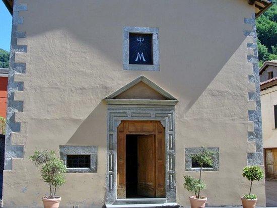 Vicaria Acquasanta Ascensione Fluvione S. Maria delle Grazie
