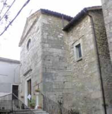 Vicaria Acquasanta Ascensione Fluvione SS. Crocifisso Acquasanta