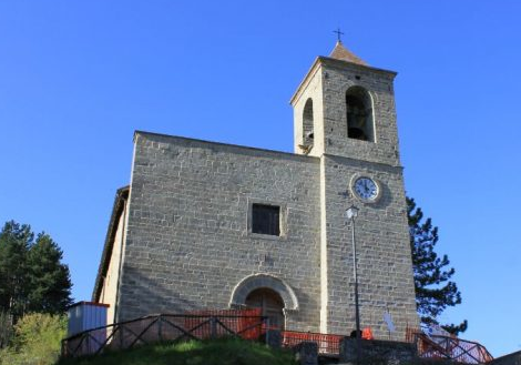 Vicaria Acquasanta Ascensione-Fluvione San Bernardino