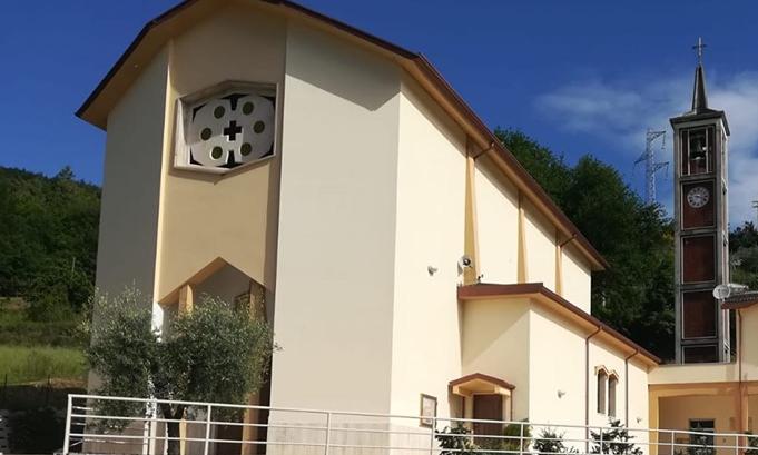 Vicaria Acquasanta Ascensione Fluvione Ss. Cosma e Damiano Mozzano