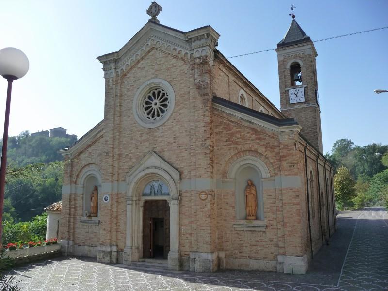 Vicaria Acquasanta Ascensione-Fluvione Ss. Cosma e Damiano Venarotta
