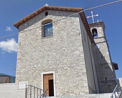 Vicaria del Marino S. Gennaro Folignano