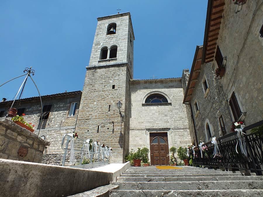 Vicaria del Marino S. Lorenzo Castel Trosino