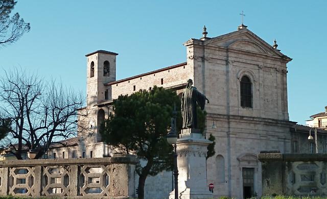 Chiese Rettorie Santuari Chiesa Madonna del Carmine Ascoli Piceno