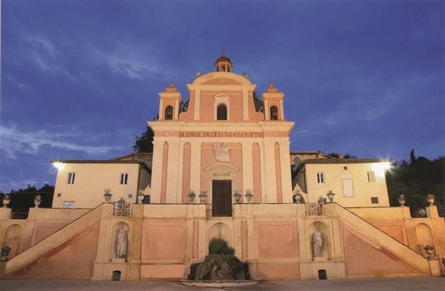 Chiese Rettorie Santuari Chiesa Maria SS. Assunta Campolungo