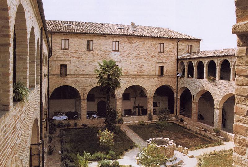 Chiese Rettorie Santuari Chiesa Monastica S. Marco Offida