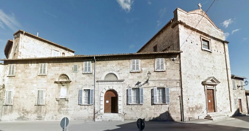 Chiese Rettorie Santuari Chiesa Monastica di S. Onofrio Ascoli Piceno