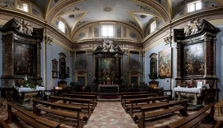 Chiese Rettorie Santuari Chiesa S. Crstoforo