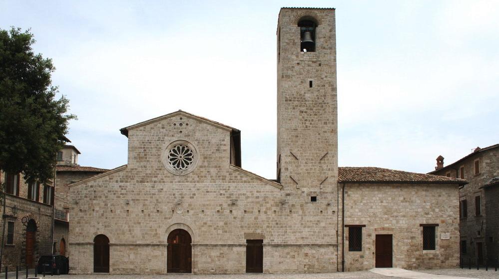 Chiese Rettorie Santuari Chiesa S. Tommaso Ascoli Piceno