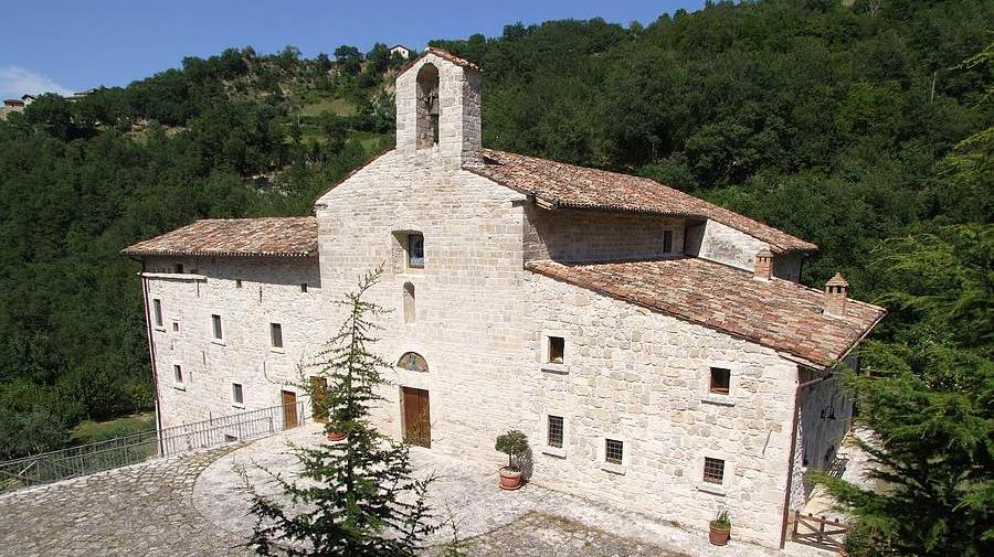 Chiese Rettorie Santuari Fraternità S. Bonifacio Valledacqua
