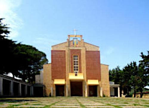 Chiese Rettorie Santuari Santuario Cuore Immacolato di Maria Spinetoli
