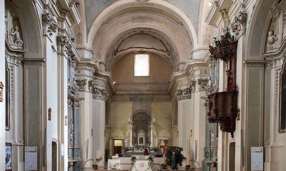 Chiese Rettorie Santuari Santuario Miracolo Eucaristico Offida