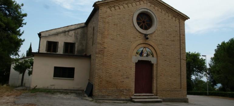 Chiese Rettorie Santuari Santuario S. Bernardino Castignano