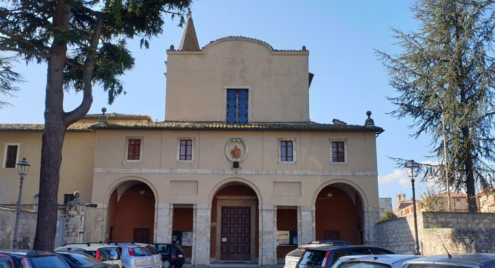 Chiese Rettorie Santuari Santuario S. Serafino da Montegranaro Ascoli Piceno