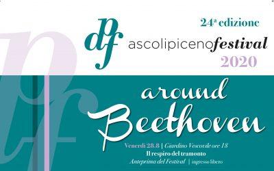Concerto Giardino Vescovile Ascoli Piceno Festival