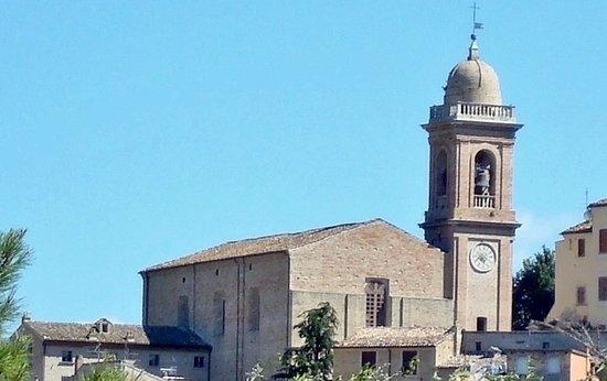 Vicaria Offida Vallata del Tronto Maria SS. Assunta Monsampolo