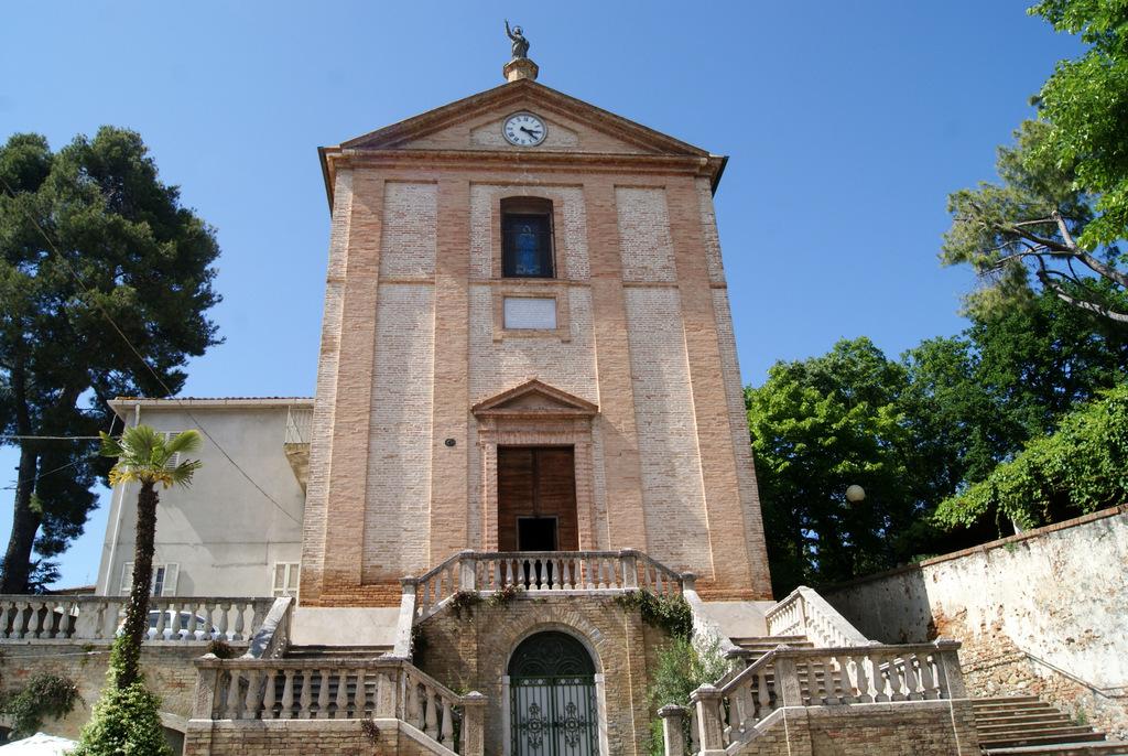 Vicaria Offida Vallata del Tronto S. Felicita Colli del Tronto