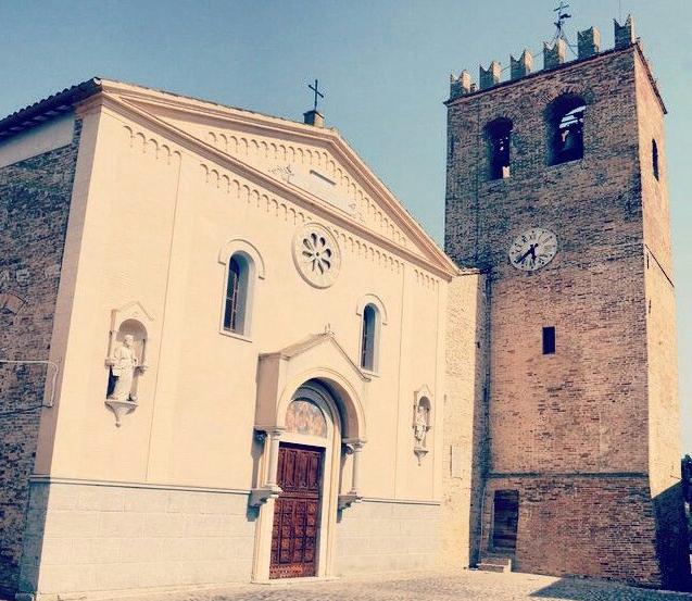 Vicaria Offida Vallata del Tronto S. Maria della Visitazione Castorano