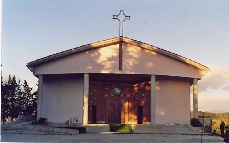 Vicaria del Marino S. Giovanni Battista Poggio di Bretta