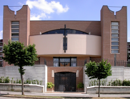Vicaria del Marino S. Luca Evangelista Villa Pigna