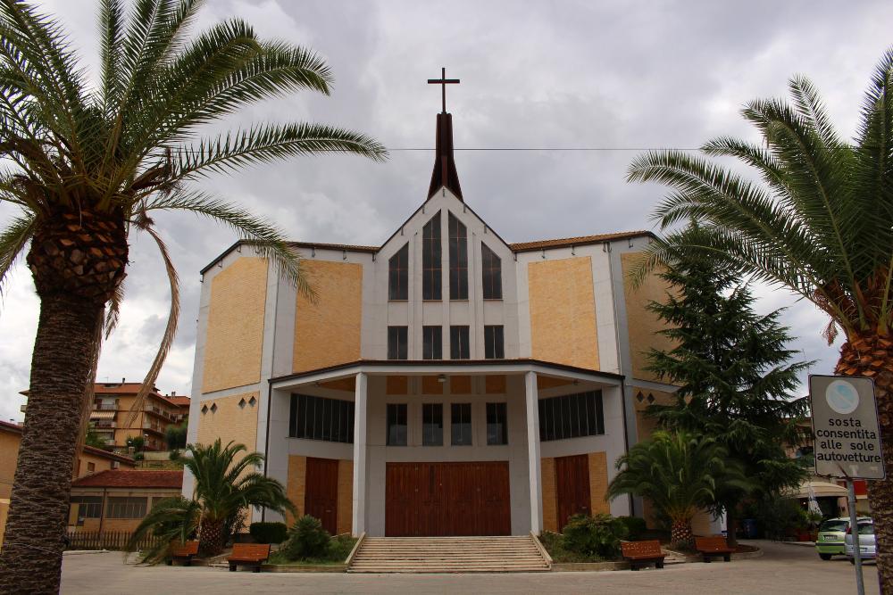 Vicaria di Offida Vallata del Tronto Maria SS.  Madre della Chiesa Monsampolo