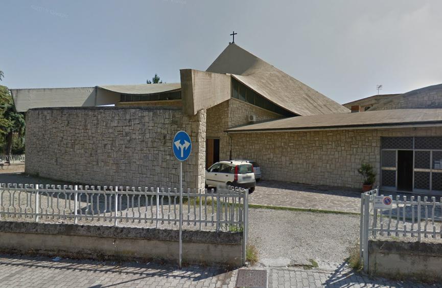 Vicaria di Offida Vallata del Tronto S. Antonio Villa S. Antonio