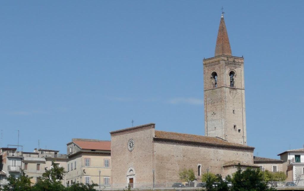 Vicaria di Offida Vallata del Tronto S. Giovanni Battista Appignano