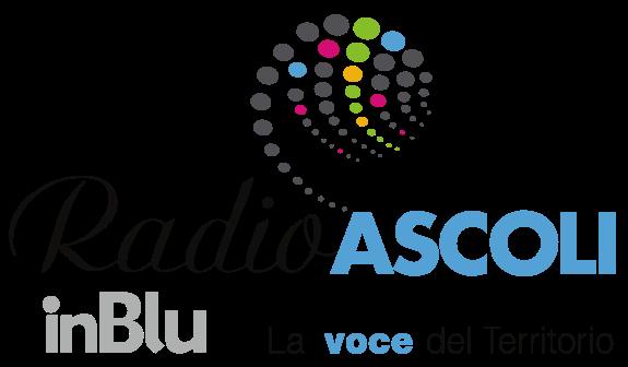 Logo Radio Ascoli in Blu