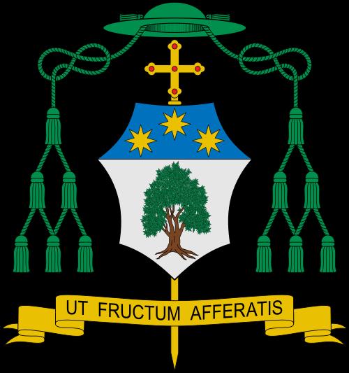 Stemma e Motto Vescovo Domenico Pomipili