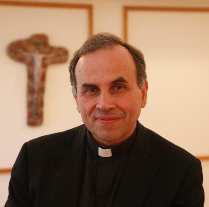 Vescovo Domenico Pompili home