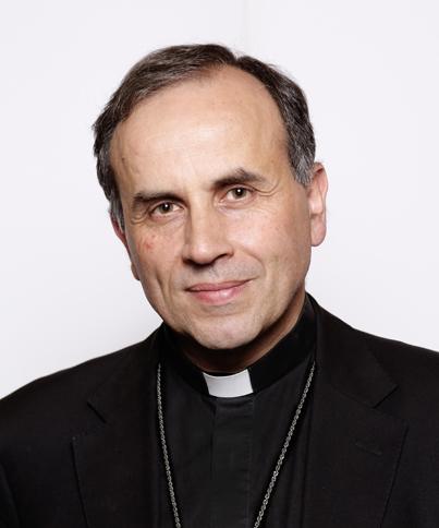 Vescovo Domenico Pompili