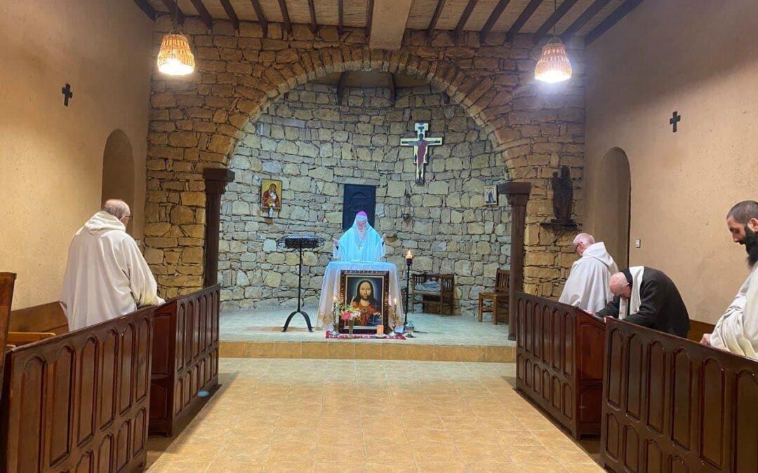 Auguri del Vescovo emerito Giovanni D'Ercole