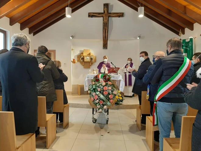 Omelia del Vescovo Domenico nelle esequie di Aleandro Petrucci