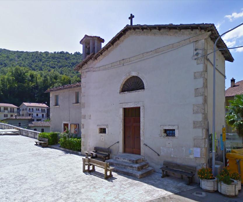 Chiesa SS. Annunziata in Ponte D'Arli