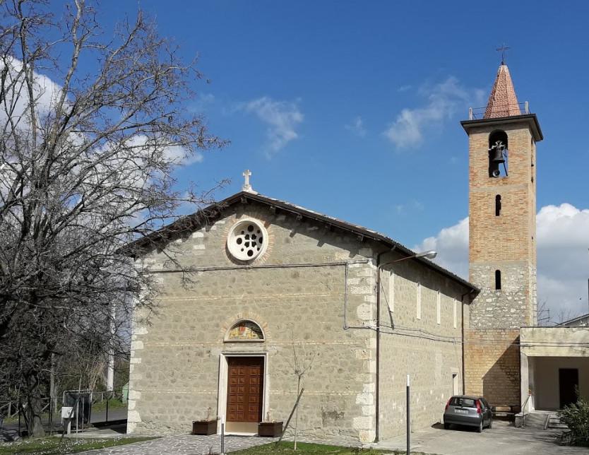 Chiesa Ss. Quirico e Giuditta in Gimigliano