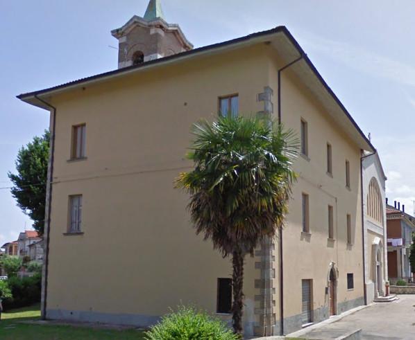 Chiesa di San Benedetto Abate in Marino del Tronto