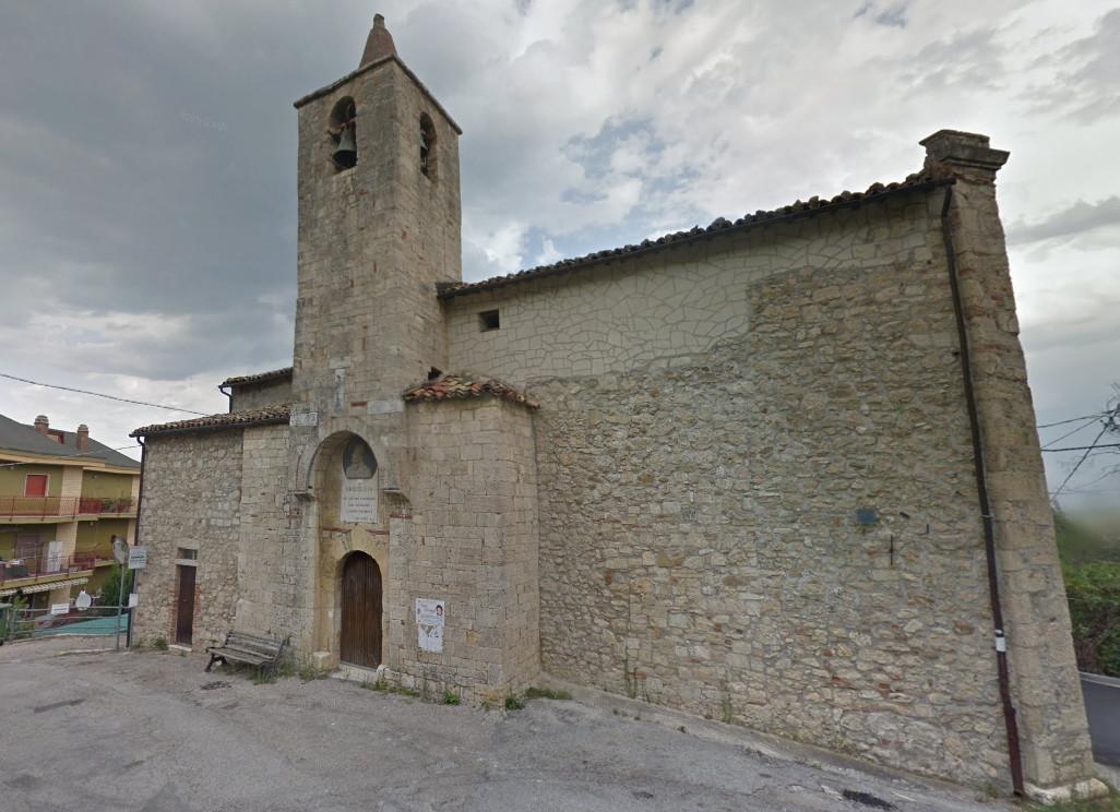 Chiesa di San MIchele Arcangelo in Lisciano