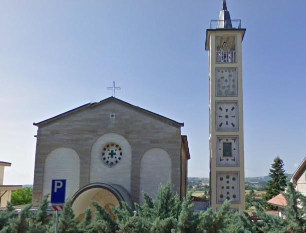 Chiesa di Santa Maria delle Grazie in Maltignano