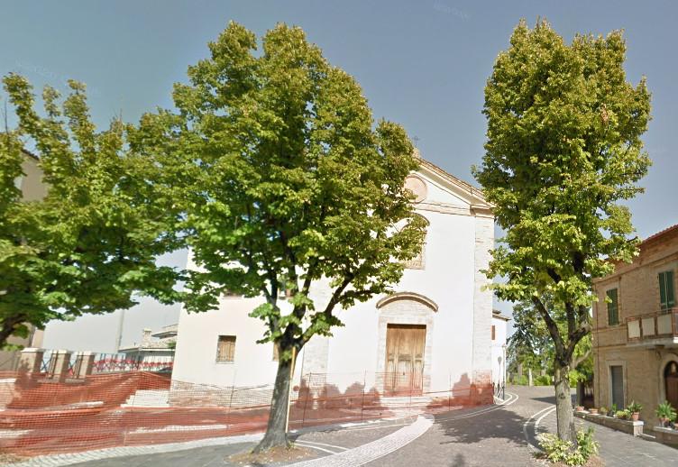 Chiesa di Santa Maria in Piattoni