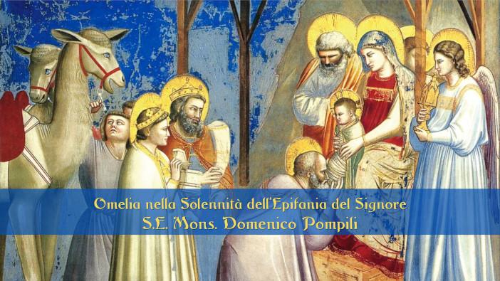 Omelia del Vescovo Domenico nella Solennità dell'Epifania del Signore