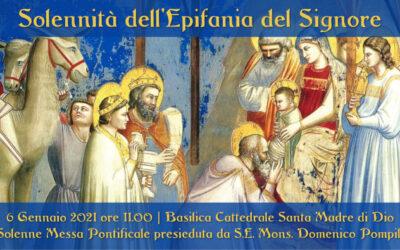 Solennità dell'Epifania del Signore