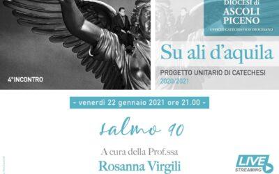 """Su Ali d'Aquila """"Salmo 90"""""""