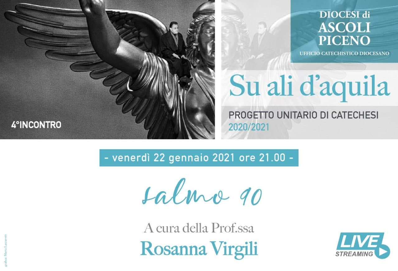 Su Ali D'Aquila Salmo 90