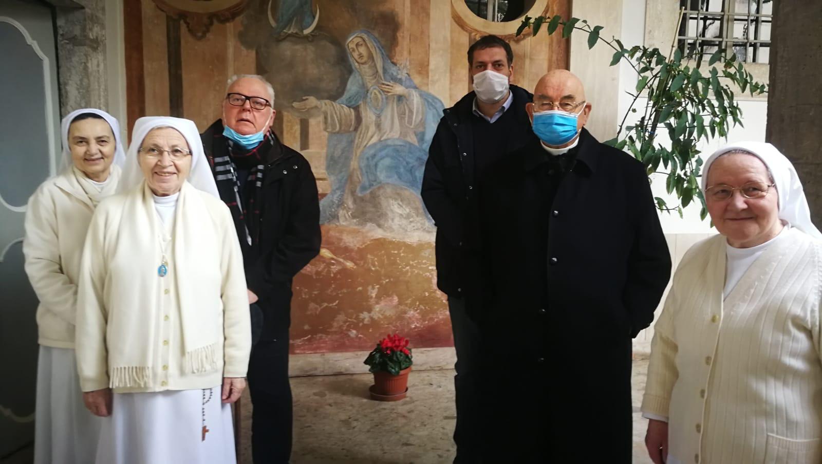 Chiusura fase diocesana della beatificazione di madre Tecla Relucenti - foto